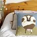 Cow Cushion pattern