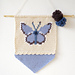 Butterfly Wall Hanging pattern