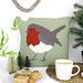 Robin Cushion pattern