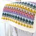 Sweet Dreams Blanket pattern