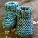 Dreamy Baby Booties pattern