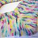 Purl Ridge Socks pattern
