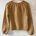 Sunbeam Sweater pattern