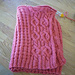 Whitby & Cables Hooded Vest #0709 pattern