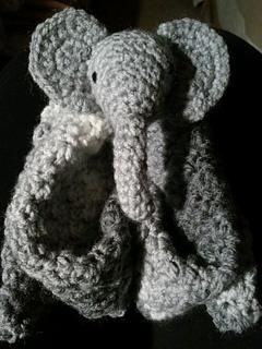 Crochet Elephant Security Blankets - YouTube   320x240