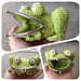 Frog Coin Purse pattern