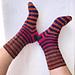 Chaussettes Leyla pattern