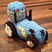 Knitted Tractor Toys pattern