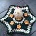 Eggbert the Easter Chicken Lovey / Comforter pattern