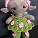 Standard Size Weebee Doll - Flower Fairy Mod Kit pattern