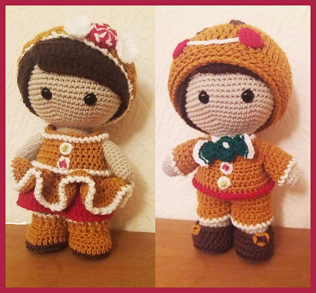 Western Doll Outfit Crochet Pattern Set 18 in by AlenasDesign on   593x640