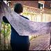 Wingsweep Shawl pattern