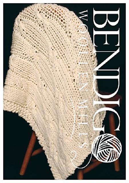40 ply Blanket Pattern PT8526