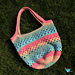 Easy Market Tote pattern