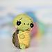 Turtle Apple toy pattern