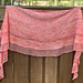 City to Sand Shawl pattern
