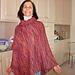 Lora's Spot Stitch Poncho pattern