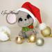 Marichi, the Chibi Christmas Mouse pattern