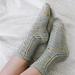 Whitethorn Socks pattern