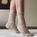 Tea Leaves Socks pattern