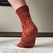 Wandering Lost Socks pattern