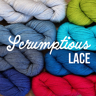 Fyberspates Scrumptious Lace
