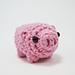 Mini Piglet Amigurumi pattern