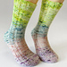 Fondants Socks pattern