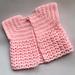 Simple Baby Cardigan pattern
