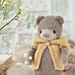 Theodore the Little Bear pattern