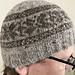 Dave's Snowflake Hat pattern