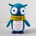 Oscar the Owl pattern