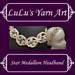 Star Medallion Headband pattern