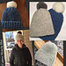 Cadena Slouchy Hat pattern