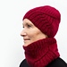 Standing Tall, Hat & Cowl Collection pattern