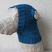 Great Dane Dog Hat pattern
