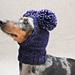 Dog Hat pattern