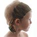 Groovy Seed Stitch Headband pattern