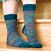 Spot Check Sock pattern