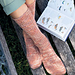Knot Socks pattern