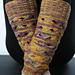 Boho Chic Leg Warmers pattern