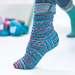 Windowpane Socks pattern