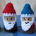 Cork and Crochet Gnomes pattern