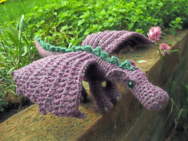 20 Amigurumi Dragon Free Crochet Patterns • Page 2 of 3 • DIY How To | 480x640