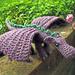 Fierce Little Dragon pattern