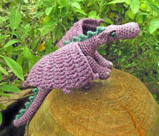 Amigurumi Baby Dragon Crochet Pattern Video Tutorial   275x320