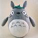 Grey Totoro Amigurumi pattern