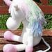 Ulla The Unicorn Amigurumi Toy pattern