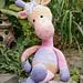 Gerald The Giraffe Amigurumi Toy pattern