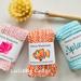 Splashtime Knitted Washcloths pattern